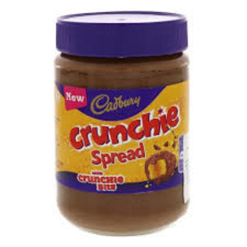 Cadbury Crunchie Spread with Crunchy Bits