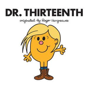 Penguin Random House LLC Mr. Men Doctor Who Dr. Thirteenth Book