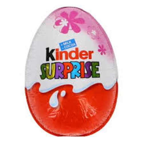 Kinder Kinder Surprise Egg (Girl)