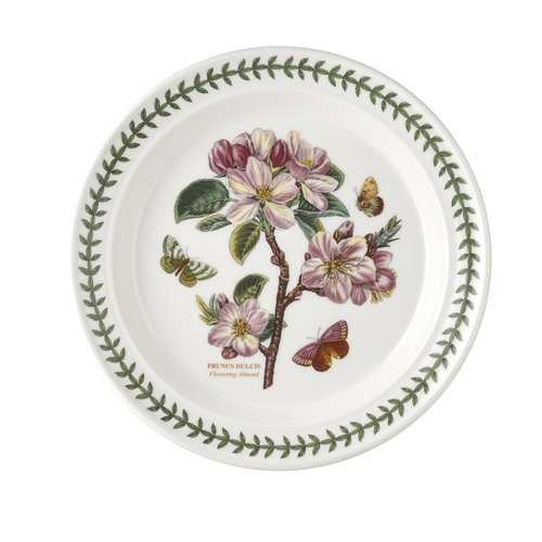 Portmeirion Portmeirion Botanic Garden Dinner Plate Flowering Almond
