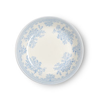 Asiatic Pheasants Blue Butter Pat Dish