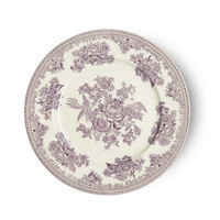 Asiatic Pheasants Plum Medium Plate