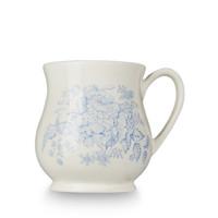 Asiatic Pheasants Blue Sandringham Mug