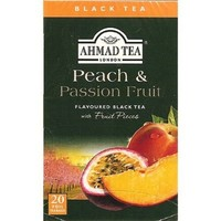 Ahmad Peach and Passionfruit 20s