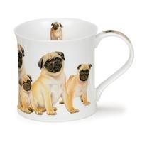 Wessex Designer Dogs Pug Mug