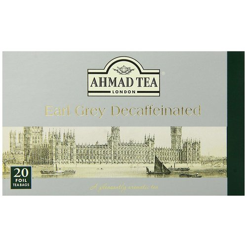 Ahmad Tea Ahmad Tea Earl Grey Decaf 20s
