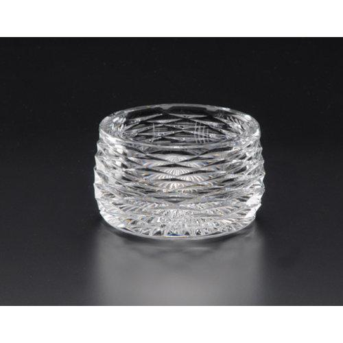"""Heritage Crystal Heritage Crystal Cricklewood 5"""" Bowl"""