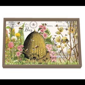 Michel Design Works Honey & Clover Tray