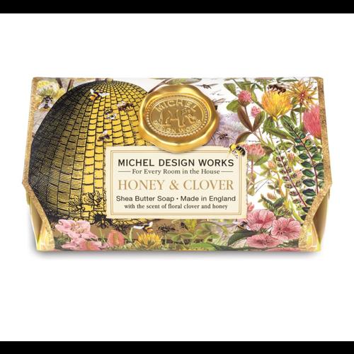 Michel Design Works Michel Honey & Clover Soap