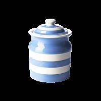 Cornishware Storage Jar - Blue