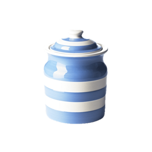 Cornishware Cornishware Storage Jar - Blue