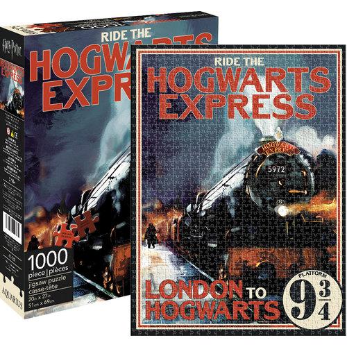 Hogwarts Express Puzzle