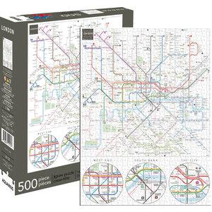 London Underground Puzzle