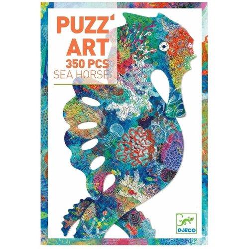 Puzz'art Sea Horse - 350 Piece Puzzle
