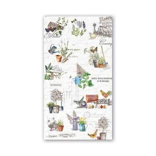 Michel Design Works Michel Country Life Hostess Napkins