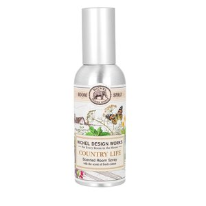 Michel Design Works Country Life Room Spray