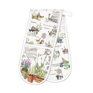 Michel Design Works Michel Country Life Double Oven Glove