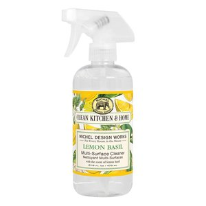 Michel Design Works Lemon Basil Multi-Surface Cleaning Spray