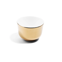Richard Brendon Reflect Gold Sugar Bowl