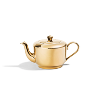 Richard Brendon Reflect Gold Teapot