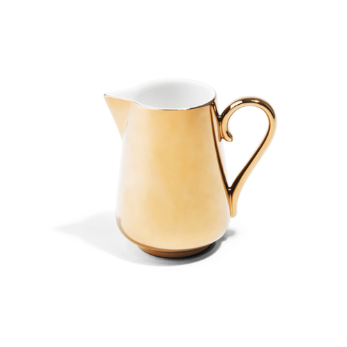 Richard Brendon Richard Brendon Reflect Gold Milk Jug