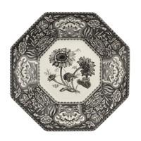 Spode Octagonal Platter Floral
