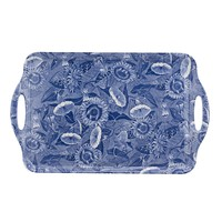 Blue Room Large Handled Tray