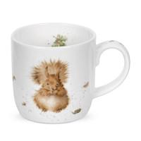 Wrendale Treetop Redhead Squirrel Mug Large