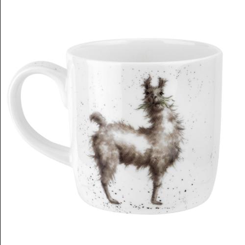 Wrendale Wrendale No Problema Large Llama Mug