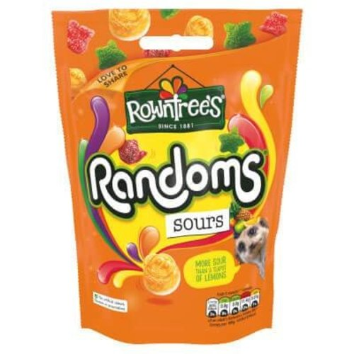 Rowntree's Randoms Sours