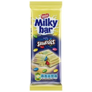 Nestle Milkybar Smarties 80g