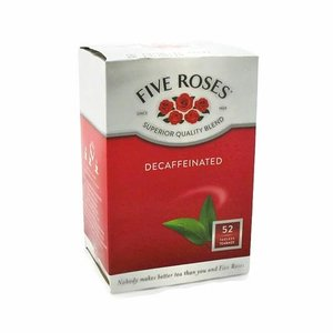 Five Roses Decaf 50s