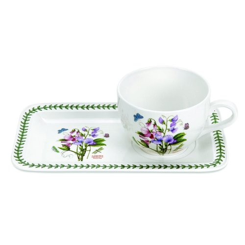 Portmeirion Portmeirion Botanic Garden Soup & Sandwich Set