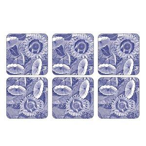 Pimpernel Pimpernel Blue Room Coasters