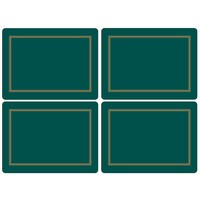Pimpernel Emerald Classic Placemats