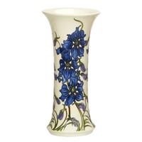 Moorcroft Delphinium Medium Vase