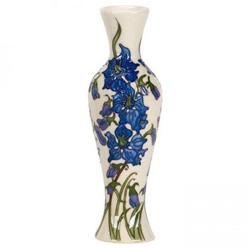 Moorcroft Pottery Moorcroft Delphinium  Vase 93/8