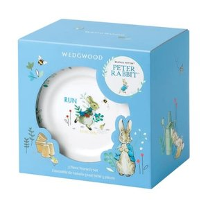 Peter Rabbit Wedgwood Peter Rabbit Refresh 2pc Set Blue