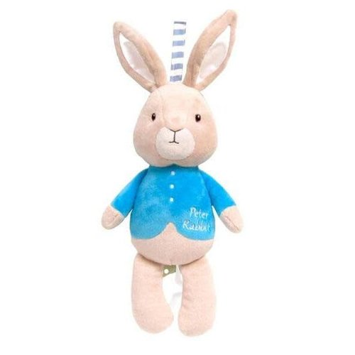 Beatrix Potter Musical Peter Rabbit Stuffed Toy