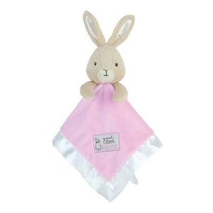 Peter Rabbit Flopsy Bunny Pink Blanky
