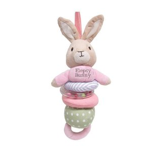 Peter Rabbit Flopsy Bunny Jiggle Toy