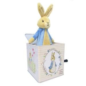 Peter Rabbit Peter Rabbit Musical Jack-In the Box