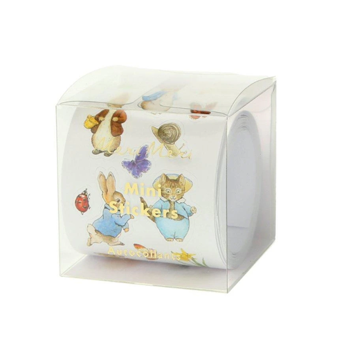 Meri Meri Meri Meri Peter Rabbit and Friends Sticker Roll