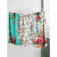 Joy Patchwork Tea Towel Bundle