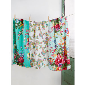 April Cornell Joy Patchwork Tea Towel Bundle