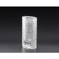 Heritage Crystal Cricklewood Oval Vase