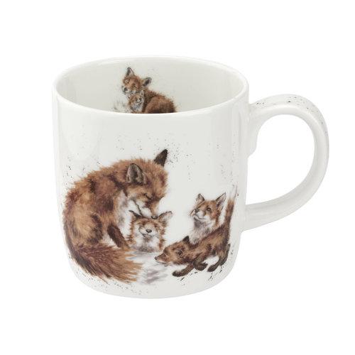 Wrendale Wrendale Bedtime Kiss Large Mug