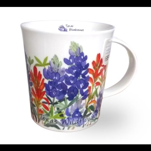 Dunoon Cairngorm Texas Wildflowers Mug