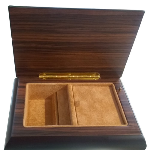 Splendid Music Box Co. Splendid Music Box Co. Black Box with Matte Finish