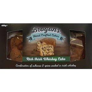 Brogans Rich Irish Whiskey Cake 360g